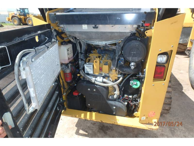 CATERPILLAR DELTALADER 289D equipment  photo 11