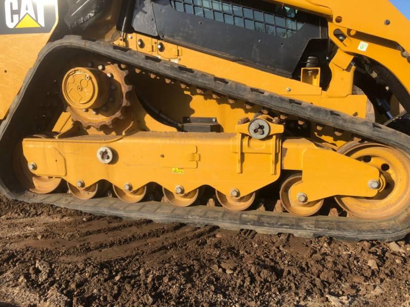 CATERPILLAR CHARGEURS TOUT TERRAIN 299 D 2 XHP equipment  photo 14