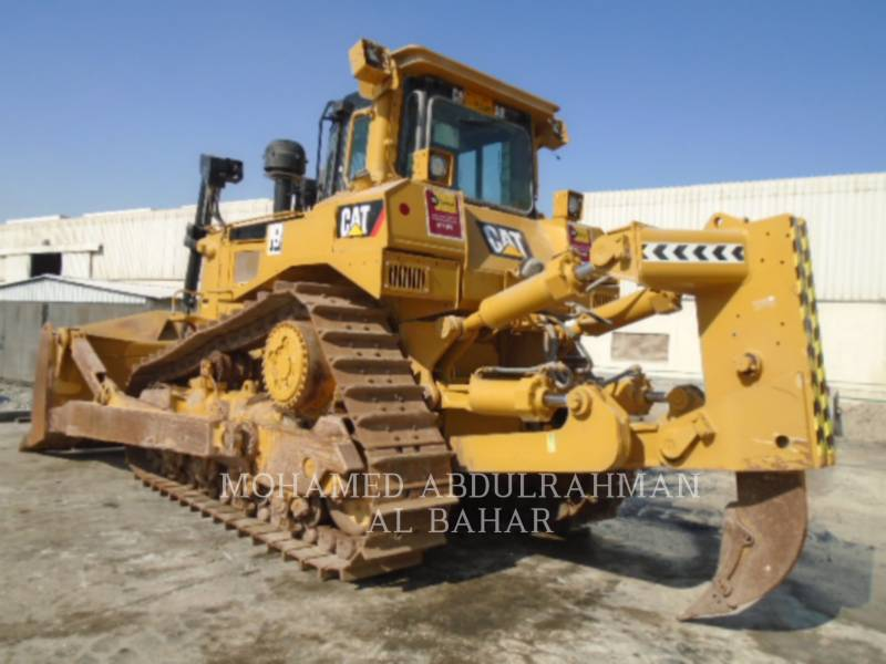 CATERPILLAR TRACK TYPE TRACTORS D8RLRC equipment  photo 3