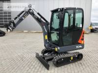 Equipment photo TEREX CORPORATION TC14-2 PELLES SUR CHAINES 1