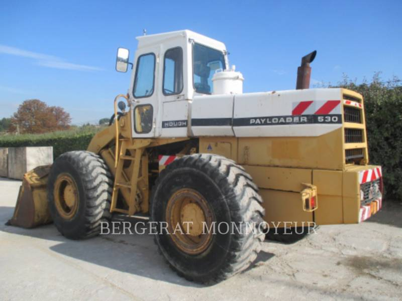 INTERNATIONAL HARVESTER CHARGEURS SUR PNEUS/CHARGEURS INDUSTRIELS 530 equipment  photo 2
