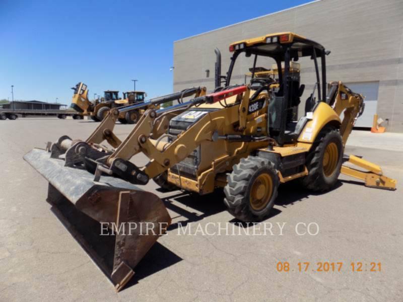 CATERPILLAR BACKHOE LOADERS 420F 4EOIP equipment  photo 4