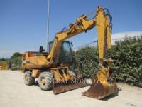Equipment photo CASE WX150 EXCAVADORAS DE RUEDAS 1