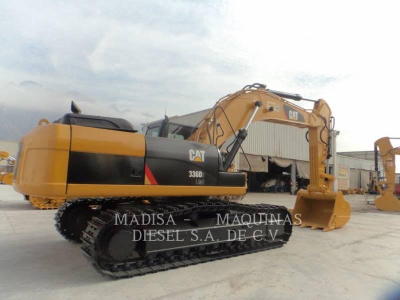 CATERPILLAR トラック油圧ショベル 336D2L equipment  photo 4