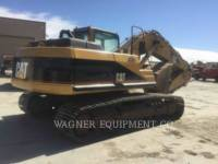 CATERPILLAR TRACK EXCAVATORS 322BL THB equipment  photo 3