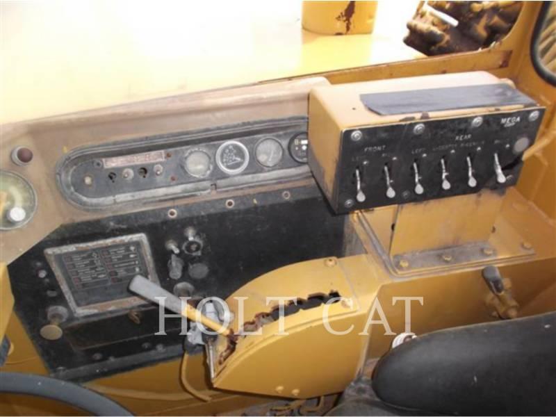 CATERPILLAR MOTOESCREPAS 615 equipment  photo 15