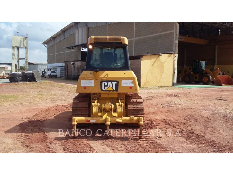 CATERPILLAR TRACK TYPE TRACTORS D6K2 equipment  photo 2