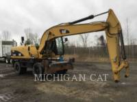 CATERPILLAR WHEEL EXCAVATORS M322D equipment  photo 1
