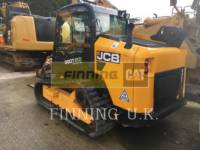 Equipment photo JCB 300 PALE COMPATTE SKID STEER 1