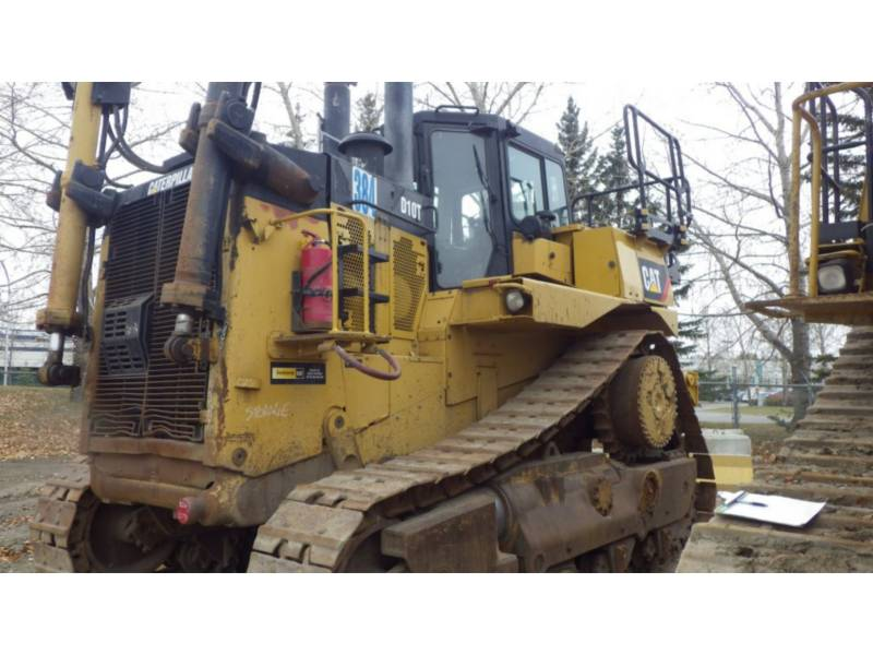CATERPILLAR TRACTEURS SUR CHAINES D10T equipment  photo 1