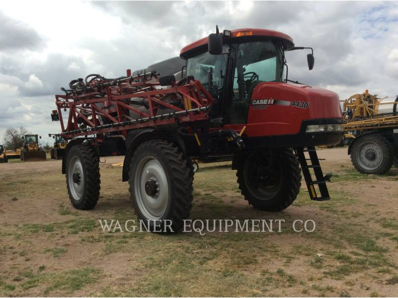 CASE SPRAYER 4430 equipment  photo 5