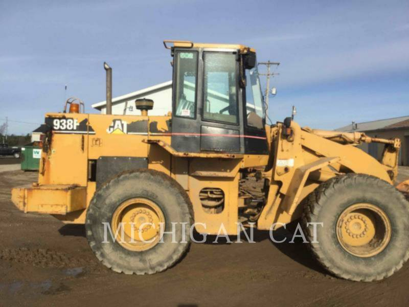 CATERPILLAR PALE GOMMATE/PALE GOMMATE MULTIUSO 938F equipment  photo 22