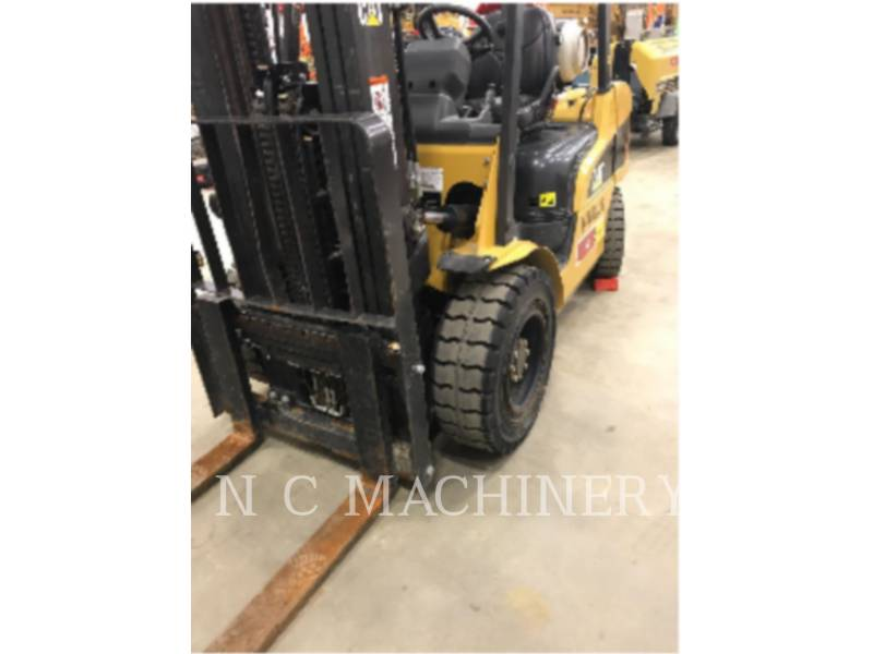 CATERPILLAR CARRELLI ELEVATORI A FORCHE P6000-LE equipment  photo 1