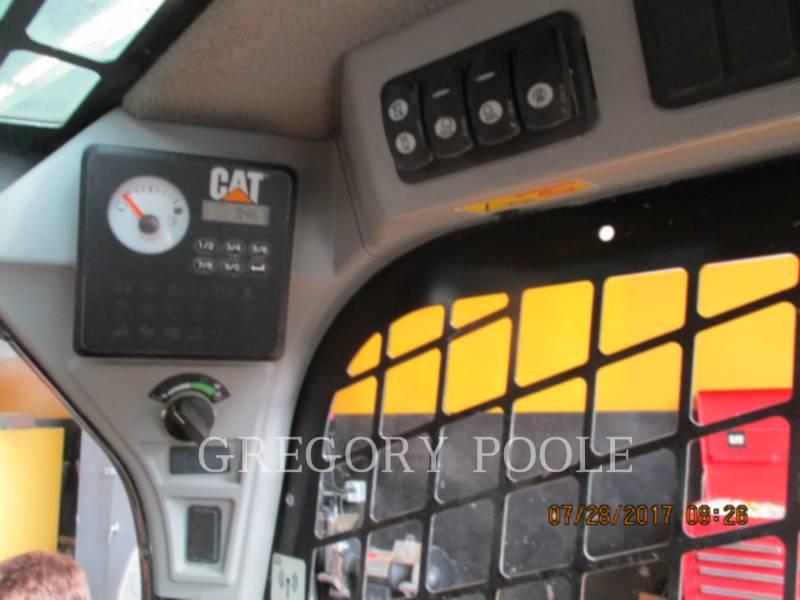 CATERPILLAR MULTI TERRAIN LOADERS 259D equipment  photo 19