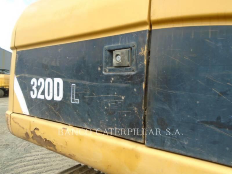 CATERPILLAR TRACK EXCAVATORS 320DL equipment  photo 17