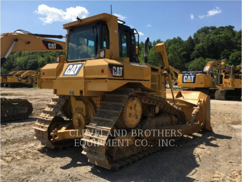 CATERPILLAR TRACTORES DE CADENAS D6T XL equipment  photo 3