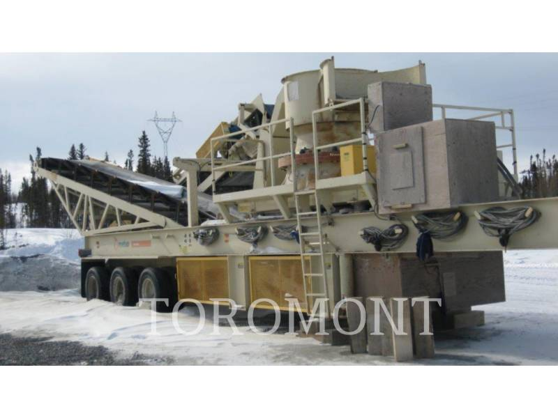 METSO CONCASOARE P300GP-IOC equipment  photo 1
