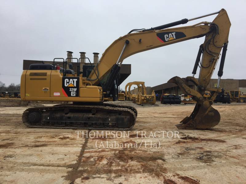 CATERPILLAR トラック油圧ショベル 329FL equipment  photo 10