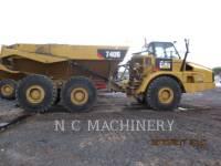 Equipment photo CATERPILLAR 740B CAMIONES ARTICULADOS 1