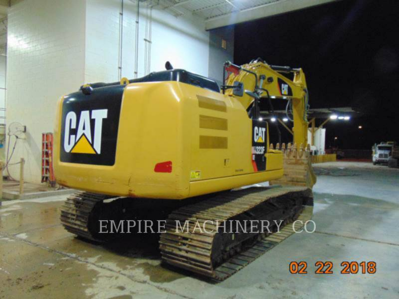 CATERPILLAR PELLES SUR CHAINES 323FL    P equipment  photo 2