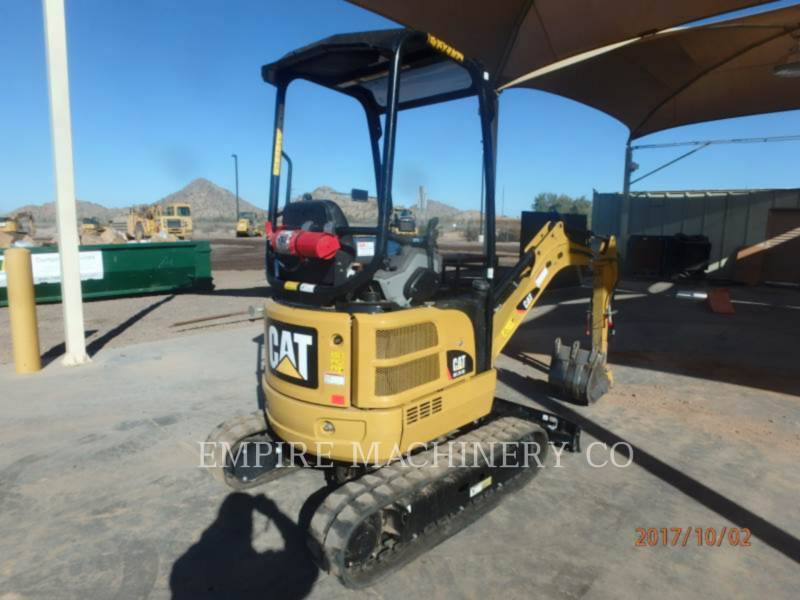 CATERPILLAR トラック油圧ショベル 301.7DCROR equipment  photo 2