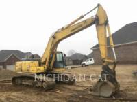 Equipment photo KOMATSU PC200LC-6 KETTEN-HYDRAULIKBAGGER 1