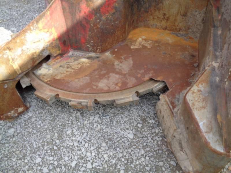 CATERPILLAR FORESTRY - FELLER BUNCHERS - WHEEL 563C equipment  photo 13