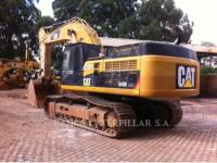 CATERPILLAR TRACK EXCAVATORS 349DL equipment  photo 6