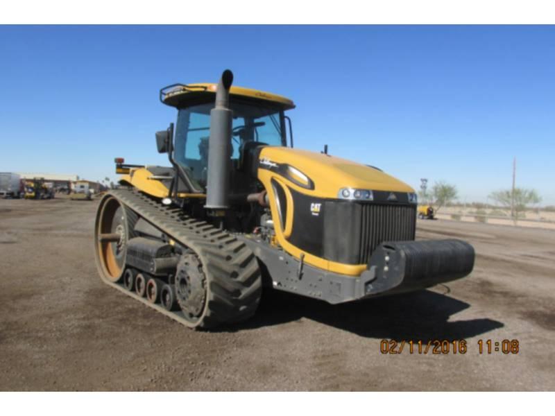AGCO-CHALLENGER 農業用トラクタ MT855C equipment  photo 1