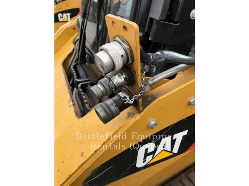 CATERPILLAR MULTI TERRAIN LOADERS 257B3 equipment  photo 10