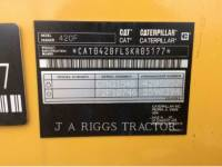 CATERPILLAR RETROEXCAVADORAS CARGADORAS 420F 4H equipment  photo 9