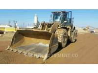 CATERPILLAR WHEEL LOADERS/INTEGRATED TOOLCARRIERS 980K AG equipment  photo 1