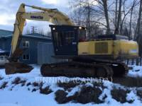 KOMATSU FORESTAL - EXCAVADORA PC300 equipment  photo 4