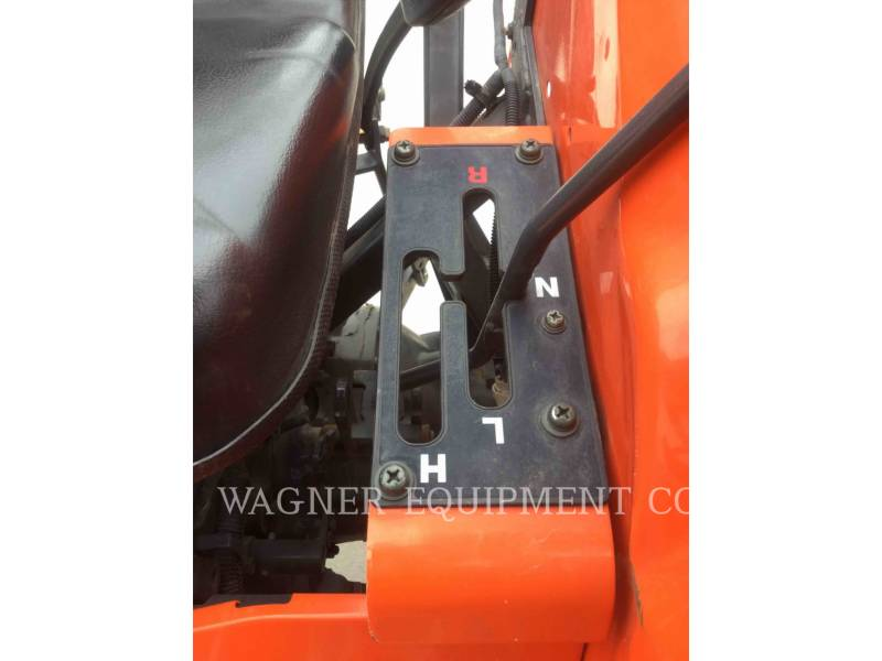 KUBOTA TRACTOR CORPORATION AG TRACTORS L4400E equipment  photo 17