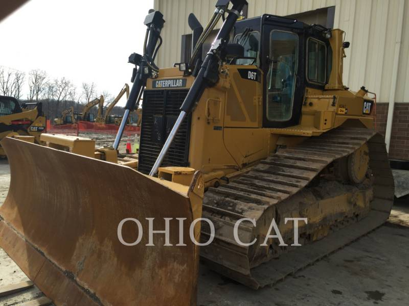 CATERPILLAR TRACK TYPE TRACTORS D6T LGP VP equipment  photo 6