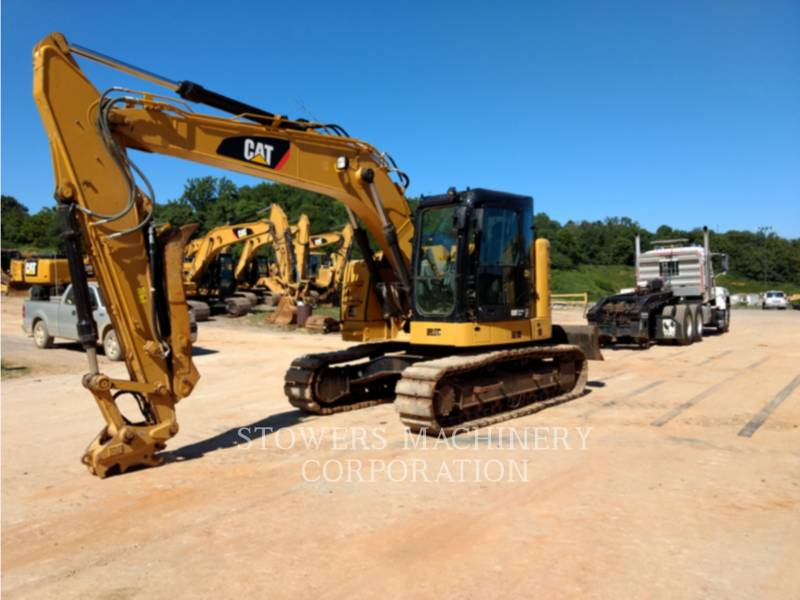 CATERPILLAR TRACK EXCAVATORS 315F equipment  photo 1