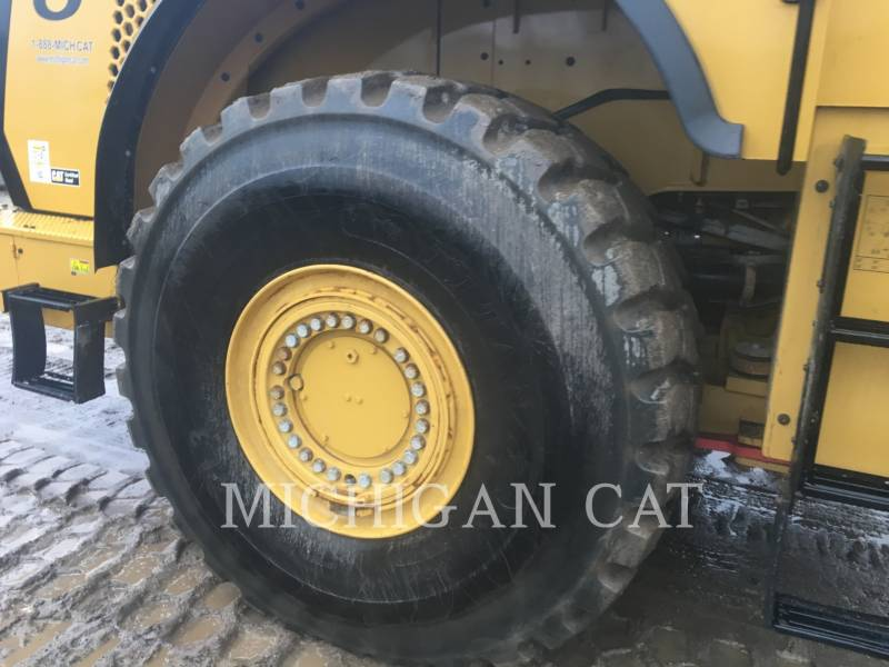 Caterpillar ÎNCĂRCĂTOARE PE ROŢI/PORTSCULE INTEGRATE 980K LC equipment  photo 12