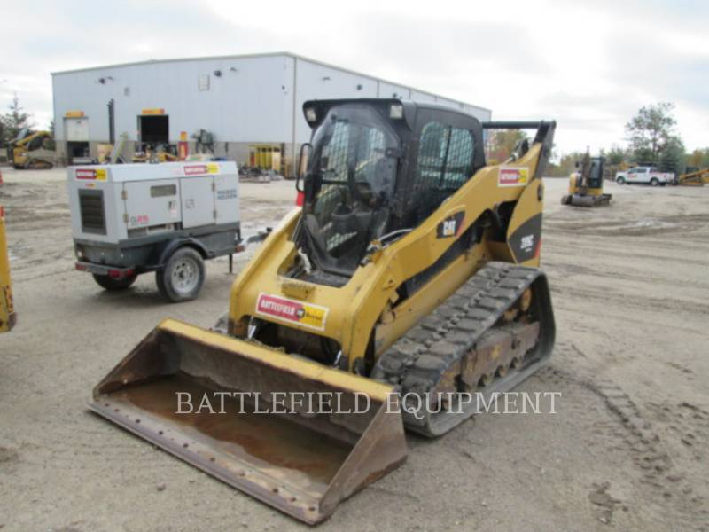 CATERPILLAR 多様地形対応ローダ 289C equipment  photo 1