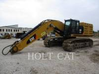 Equipment photo CATERPILLAR 374FL PELLES SUR CHAINES 1