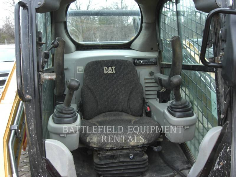 CATERPILLAR CARGADORES MULTITERRENO 297C equipment  photo 7