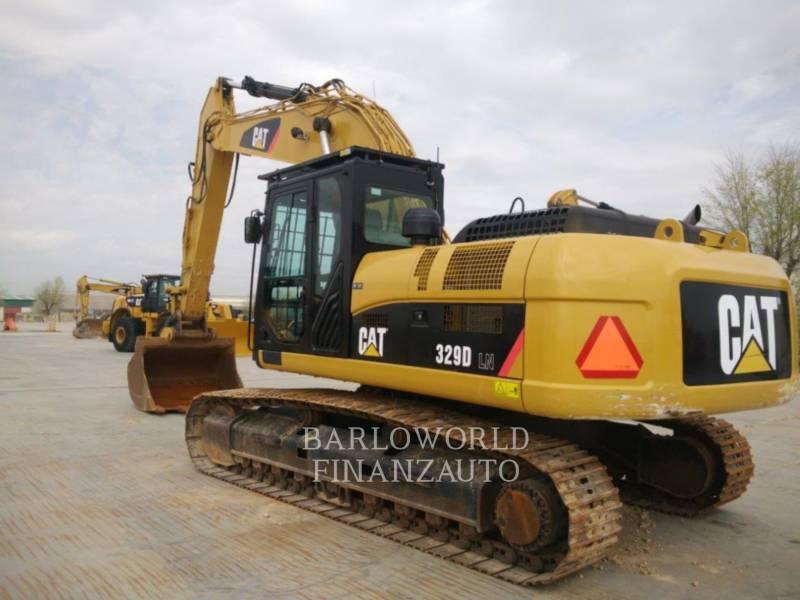 CATERPILLAR EXCAVADORAS DE CADENAS 329D equipment  photo 4
