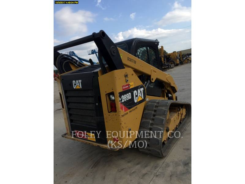 CATERPILLAR CHARGEURS COMPACTS RIGIDES 289DXPS2CA equipment  photo 3