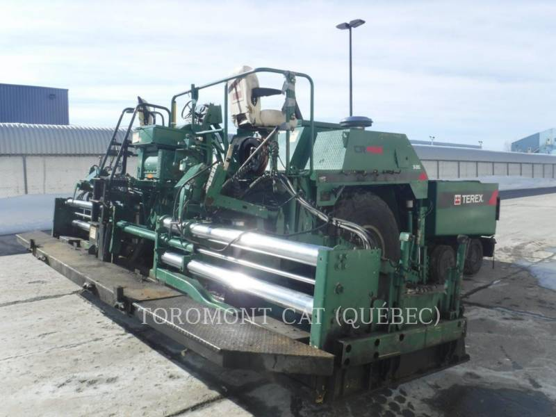 TEREX EQUIP. LTD. PAVIMENTADORA DE ASFALTO CR452 equipment  photo 2