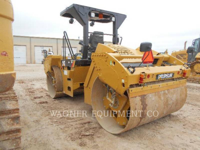 CATERPILLAR COMPACTADORES CB64 equipment  photo 2