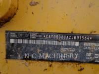 CATERPILLAR TRACTORES DE CADENAS D6T LGP equipment  photo 8