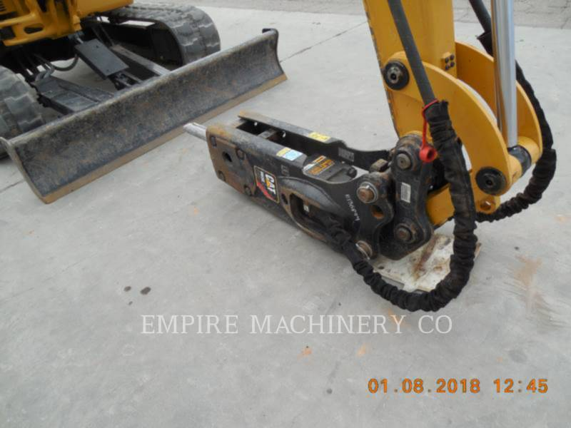 CATERPILLAR TRACK EXCAVATORS 305E2 ORPA equipment  photo 2