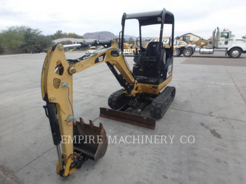 CATERPILLAR EXCAVADORAS DE CADENAS 301.7D OR equipment  photo 4
