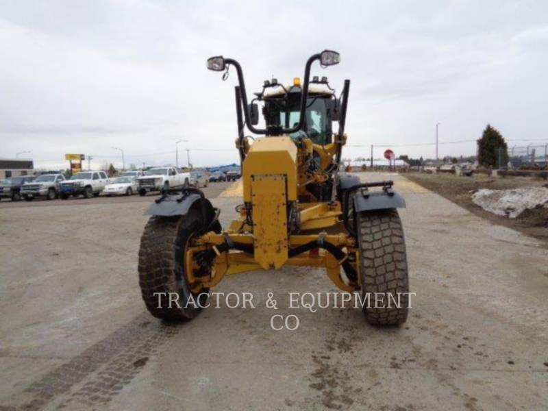 CATERPILLAR NIVELEUSES 160M2AWD equipment  photo 8