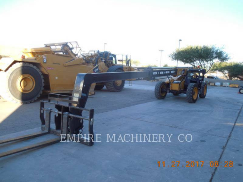 CATERPILLAR MANIPULADORES TELESCÓPICOS TL642D equipment  photo 4