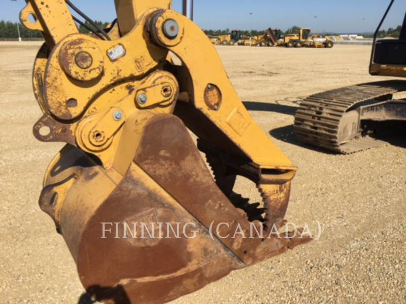 CATERPILLAR KETTEN-HYDRAULIKBAGGER 324EL equipment  photo 10